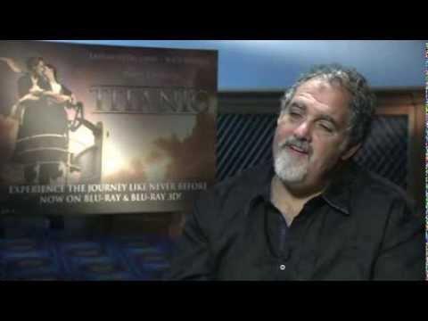 "Jon Landau talks ""Battle Angel"""