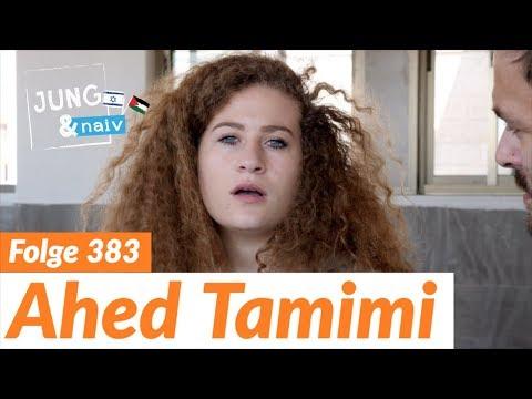 Ahed Tamimi, palästinensische Aktivistin - Jung & Naiv: Folge 383 (Deutsch)