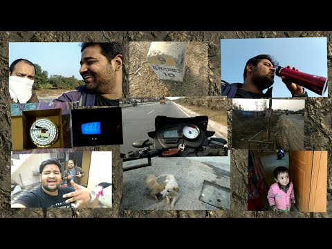 VLOG; Bareilly To Bareilly With Apache RTR 160 By Kunderki, Moradabad !!! XXX MULTITASKER