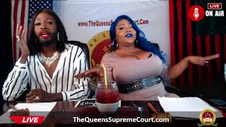 """Ts Madison + Funky Dineva """"The QueensSupreme Court"""" 7-16-18"""