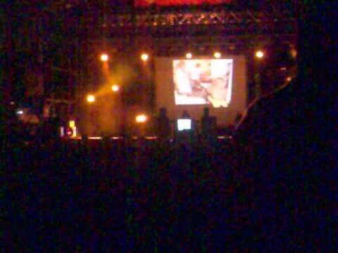 Aphex Twin, part 4, Primavera Sound 2009