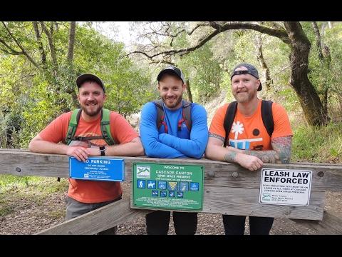 Northern CA Waterfall Hike, Deer, Lizards... #My1AdventureaWeek Vlog with Mike Enders