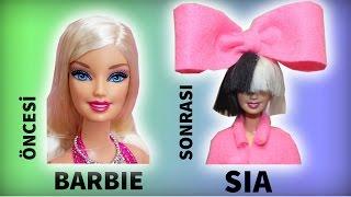 Video Barbie Sia Saç ve Kıyafet Tasarımı - Barbie Saçı Nasıl Boyanır - Barbie Dönüşümü - Bidünya Oyuncak download MP3, 3GP, MP4, WEBM, AVI, FLV November 2017