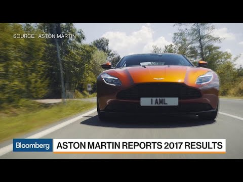 Aston Martin Looking for 'Big Brother' to Push Up Profits