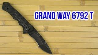Розпакування Grand Way 6792 T