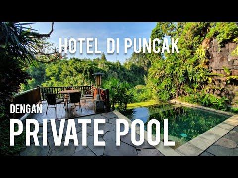 HOTEL PRIVATE POOL DI PUNCAK + HARGA | Novus Giri Resort & Spa