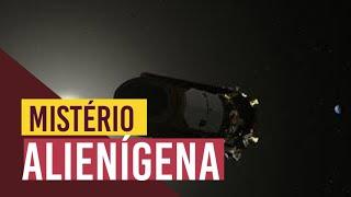 Mistrios do Espao Aliengenas Dublado - Documentrio National Geographic