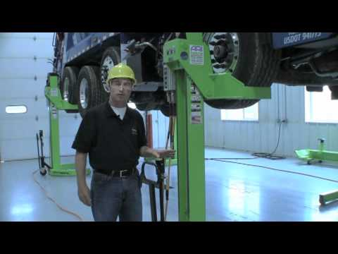ARI-Hetra Mobile Lift Systems