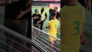 Dijon-Nantes. Mise au point supporters et joueurs après match