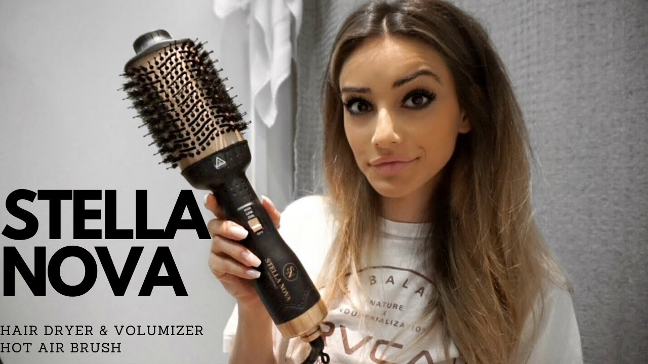 *STELLA NOVA* HOT AIR BRUSH | REVIEW & TUTORIAL