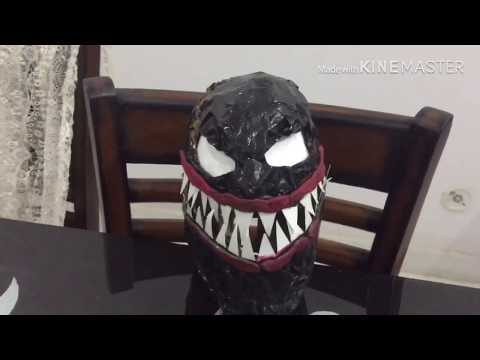 How to make VENOM mask