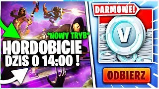 HORDOBICIE - NOWY TRYB * CUSTOMY *  W FORTNITE | hajTv #FORTNITE