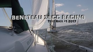 137: Beneteau 36CC Racing - TOYC Race #1 2017