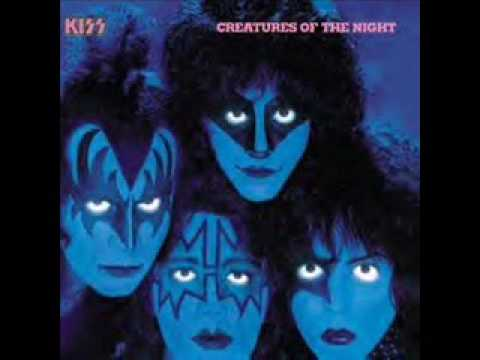 KISS Creatures of the Night (Studio Version)