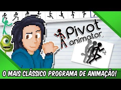 O Programa de Animação Mais Clássico! - Pivot Animator