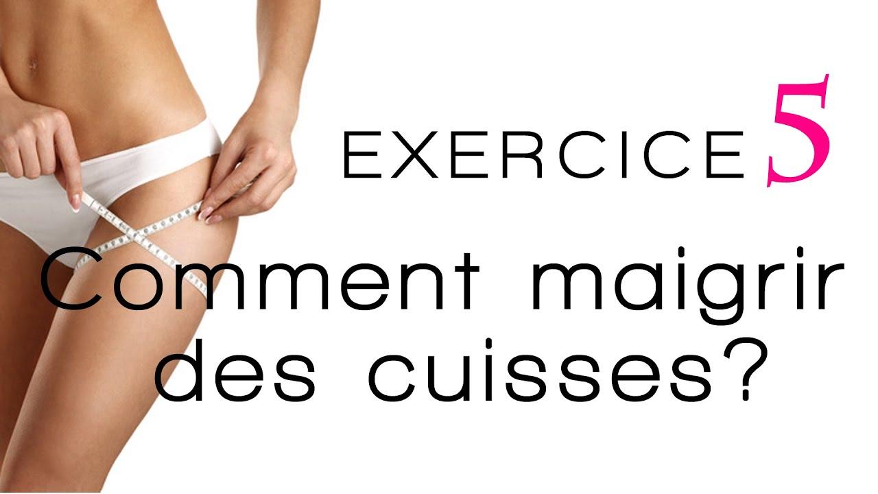 Comment maigrir des cuisses exercice 5 renforcer et - Comment cuisiner des cuisses de pintade ...