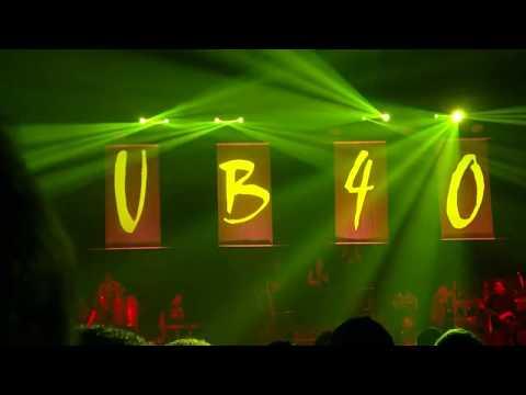 UB40 - Live @ Paris L' Olympia 07.12.2018 (14/19 Songs)