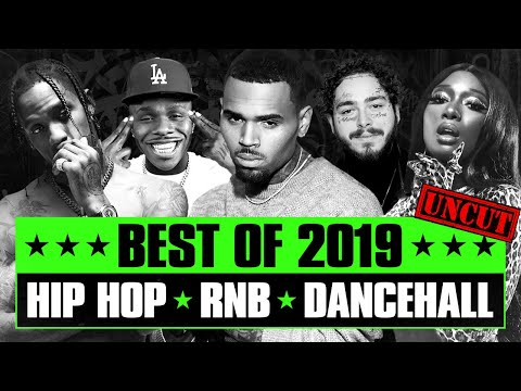 🔥 Hot Right Now - Best of 2019  Best R&B Hip Hop Rap Dancehall Songs of 2019 New Year 2020 Mix