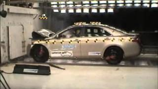 Vehicule  Crash Test of 2007 Toyota Camry _ Daihatsu Altis-Extreme