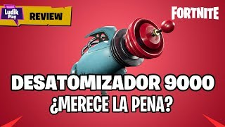 DEATOMIZER 9000 DO YOU DESERVE THE NEW EXPLOSIVE LAUNCHER? FORTNITE SAVE THE WORLD