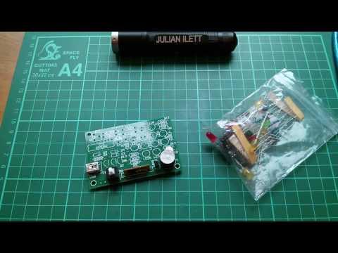 Easy - Music Fancy Lantern Suite - Electronic Kit Build (part 1)