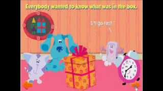 Let's Glitch Blue's Clues - What's In the Box