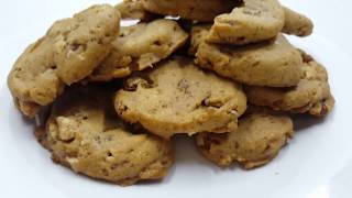 Coconut Oil Walnut and Raisins Cookies ● Homemade Recipe [Simple & Easy] by My Mommy Cooking