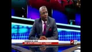 RDC: LE PETIT COMMERCE EST - IL FRAGILISE? 1/2 Samuel YAMUNGU