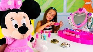 Saç bakım seti - oyuncak tanıtım videosu