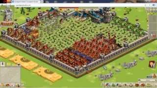 Основы обороны в Goodgame Empire