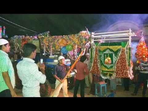 Nizampatnam Hussian Nagar Jaanda Pandaga celebration by Hussian nagar Youth Nizampatnam