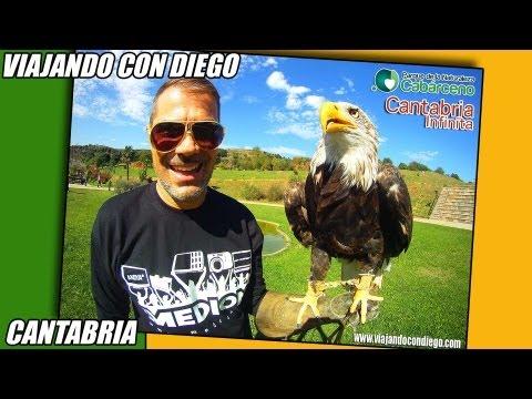 CABÁRCENO VIAJANDO CON DIEGO - CANTÁBRIA - Cabárceno adventure