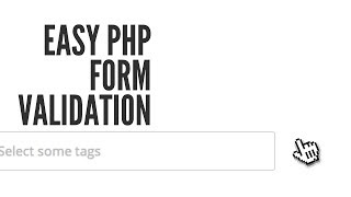 Easy PHP Validation: Adding More Rules (3/4)