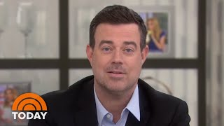 Carson Daly Says He Considered Becoming A Priest   TODAY