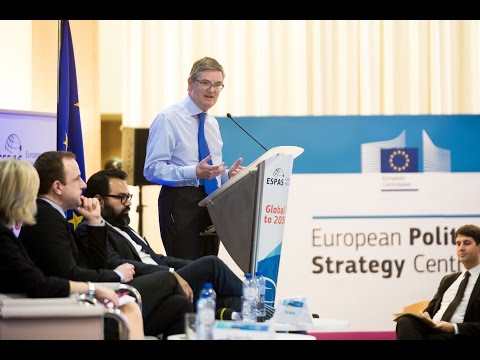 ESPAS 2016: The Future of European Security