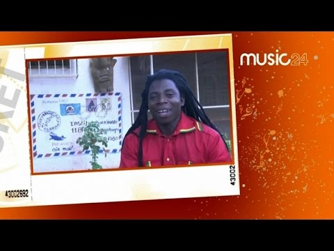 MUSIC 24 - Burkina Faso : Océan , Artiste-musicien