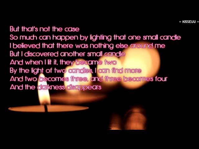 god-one-candle-eng-kisseuu