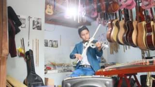 violon điện