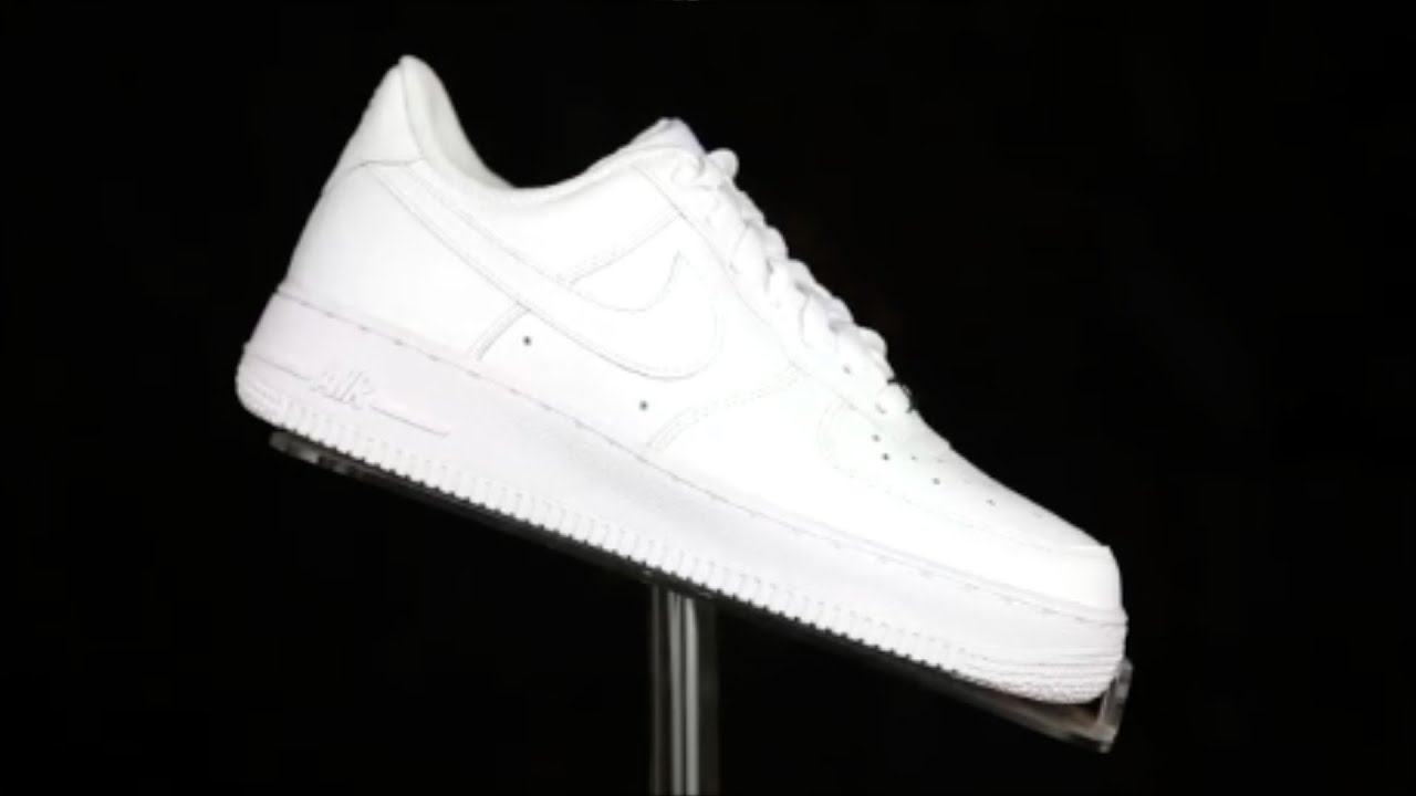 nike air force one en bota