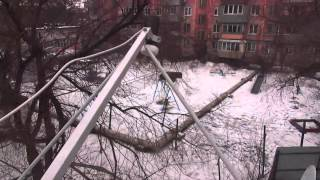 Спутниковое телевидение МТС приём сигнала  в дождь