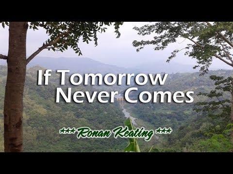 If Tomorrow Never Comes - Ronan Keating (KARAOKE)