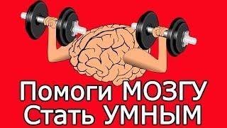 Вшей эти умные извилины в Мозг и обрети свою СИЛУ - 7 умных мыслей для достижения Больших целей