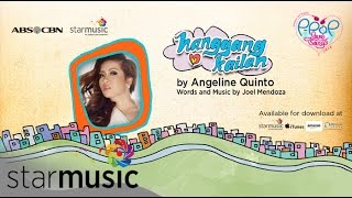 ANGELINE QUINTO - Hanggang Kailan (Official lyric Video)