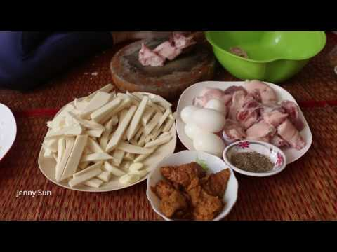 How Cambodian People Cook At Home - Homemade Food For Family - Asian Family Food