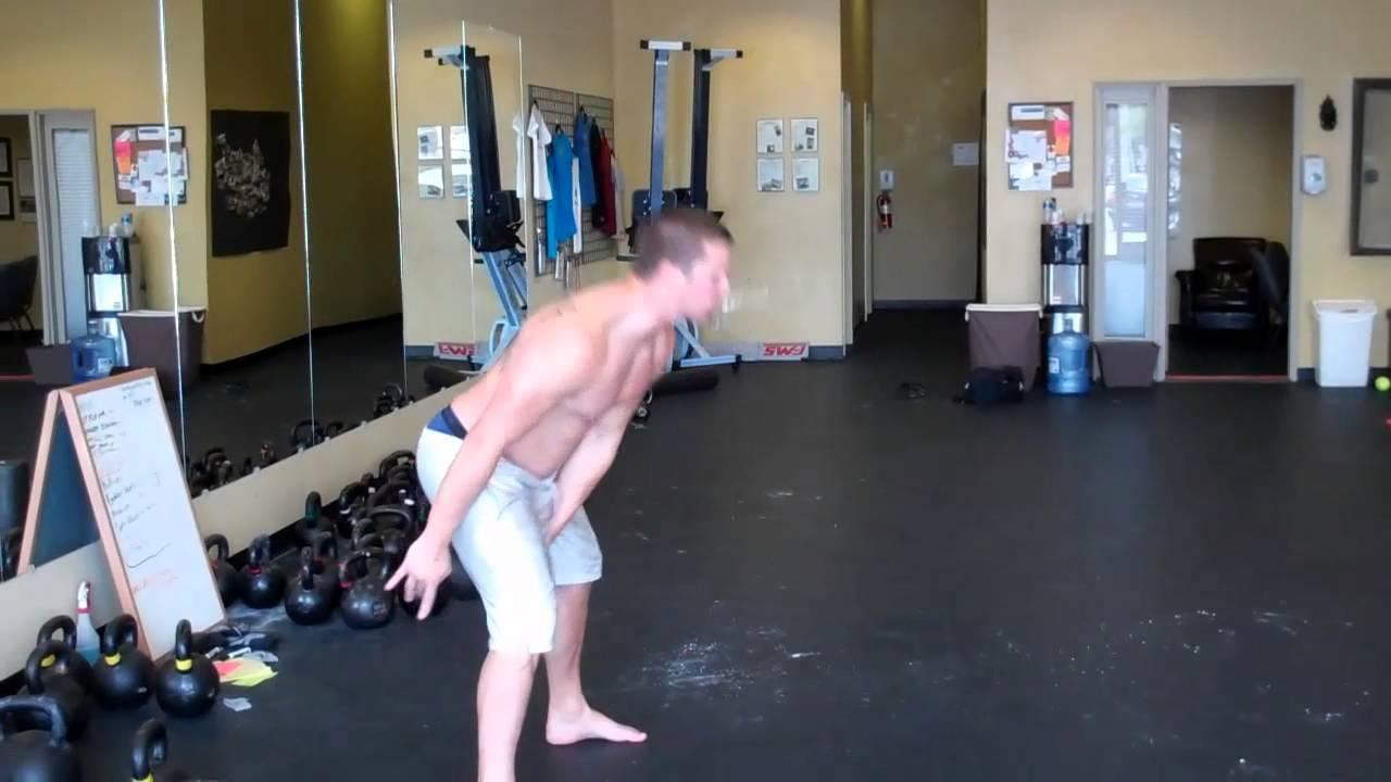 Craigs Hkc Swing Video At Evolution Tucson Kettlebell Youtube