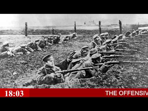 The Kerensky Offensive History Research Task
