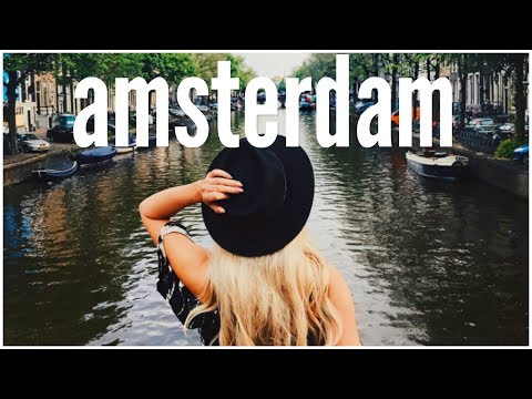 One Day Trip To Amsterdam