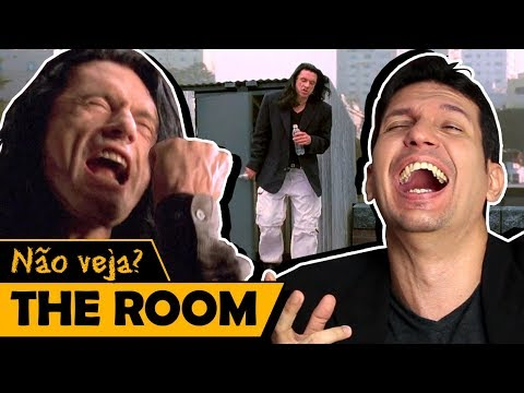 THE ROOM - Os Piores Filmes do Mundo