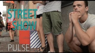 PULSE. #StreetShow #2. Поэзия