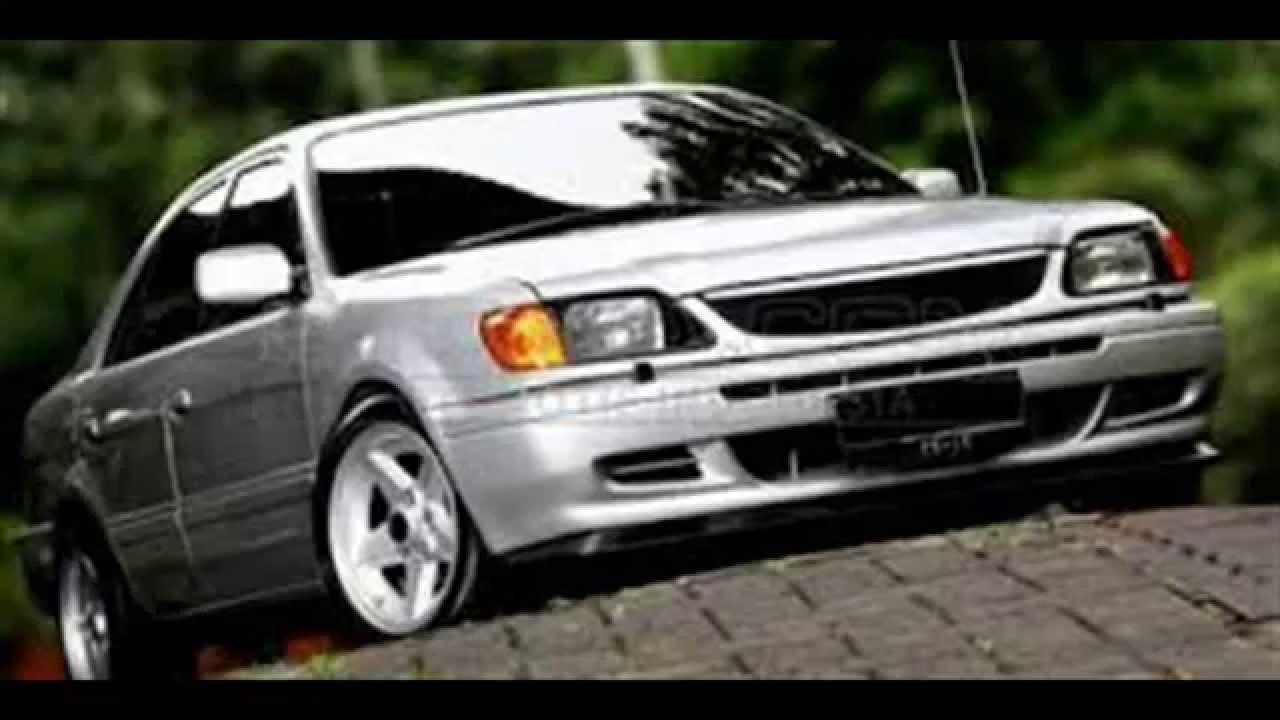 Modifikasi Toyota Soluna 2001 YouTube